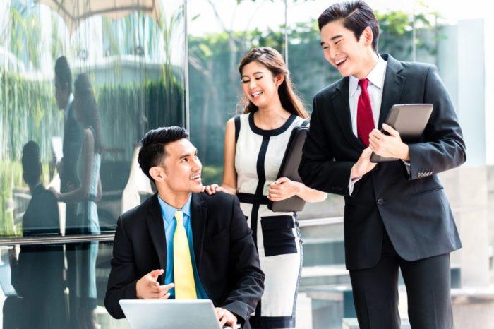 Молодые предприниматели в Сингапуре