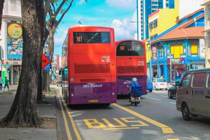 Улица Сингапура