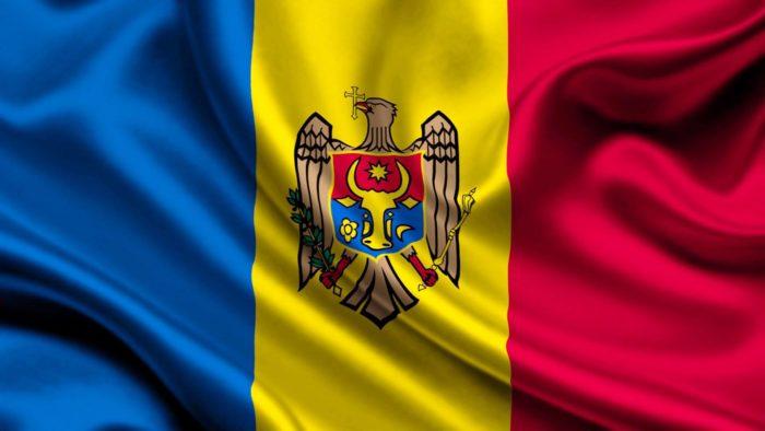 Флаг Республики Молдовы