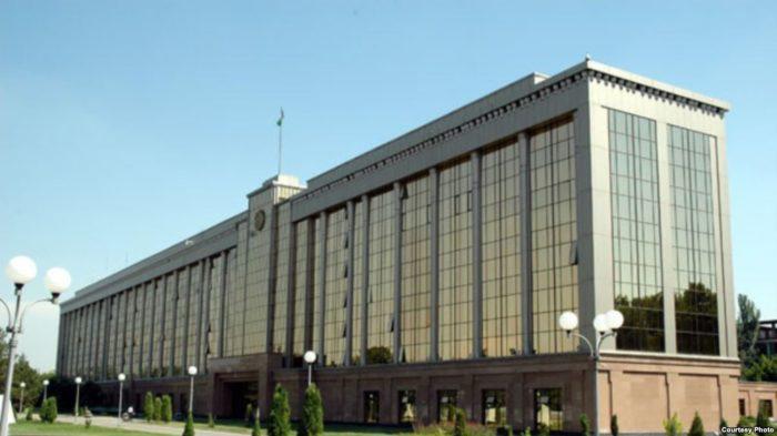 Здание МВД Узбекистана