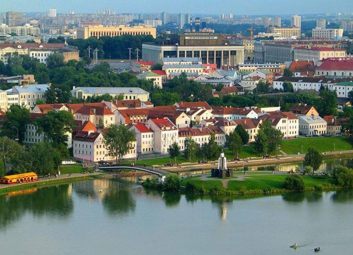 Белорусский пейзаж