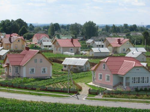 Белорусское село