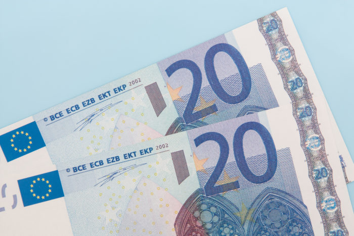 40 евро