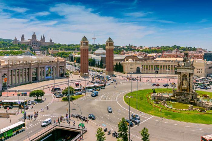 Город в Испании