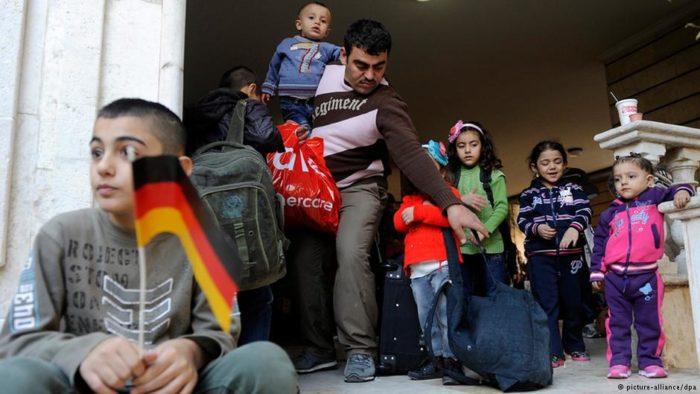 Беженцы в Германии