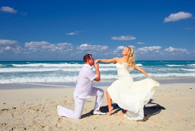 брак на Кубе