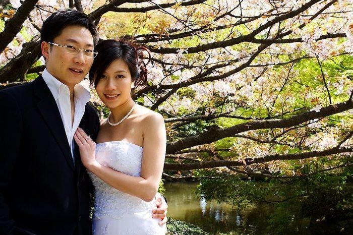 брак в Японии