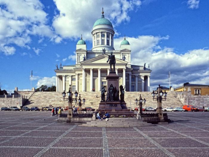 Хельсинки — столица Финляндии