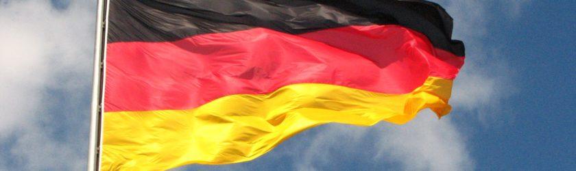 Германия флаг политика
