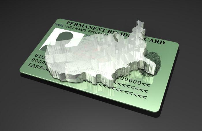 Green Card сквозь призму Америки