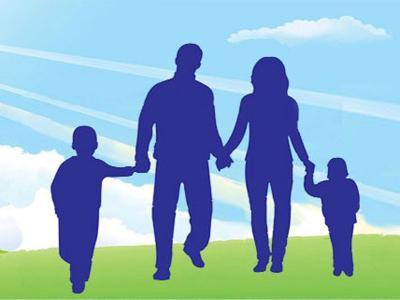 Логотип программы по воссоединению семьи
