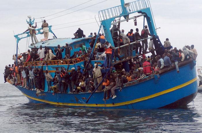 Нелегалы в Европе