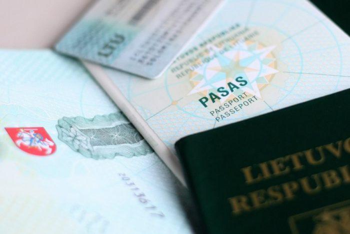 Паспорт и идентификационная карта