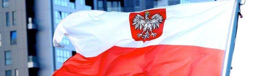 Паспорт флаг Польши