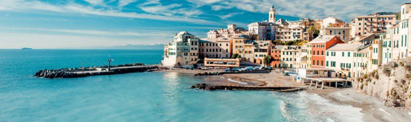 Побережье Италии