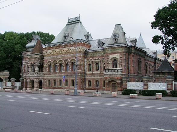 Посольство Франции в Мооскве