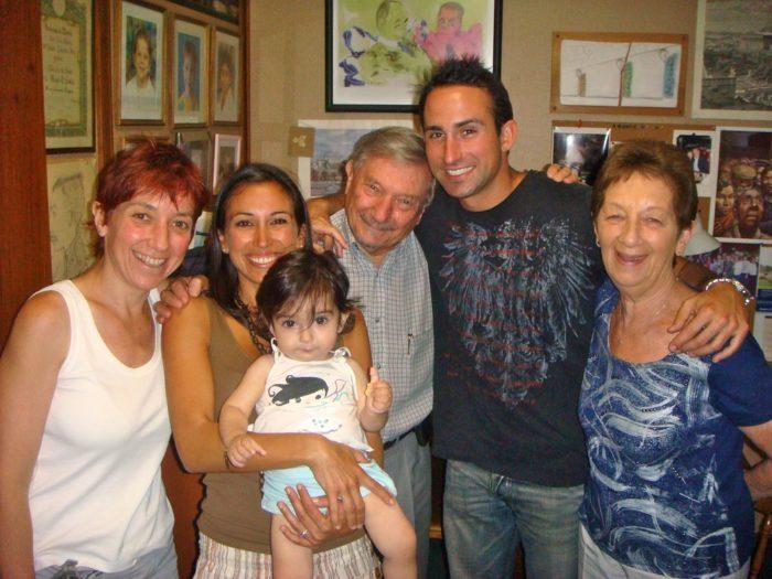 Аргентинская семья
