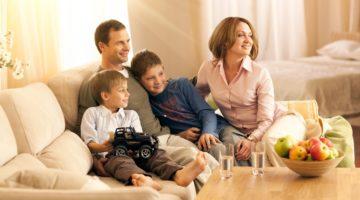 Воссоединение с семьёй в России