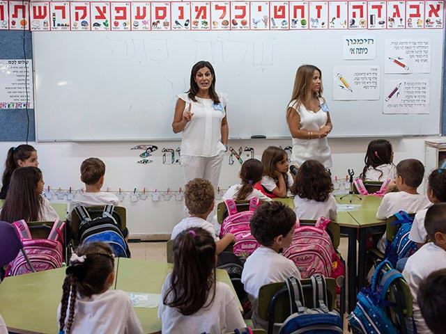 Средняя школа в Израиле
