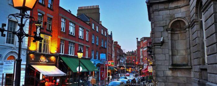 Столица Ирландии — Дублин
