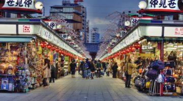 Как переехать жить в Японию
