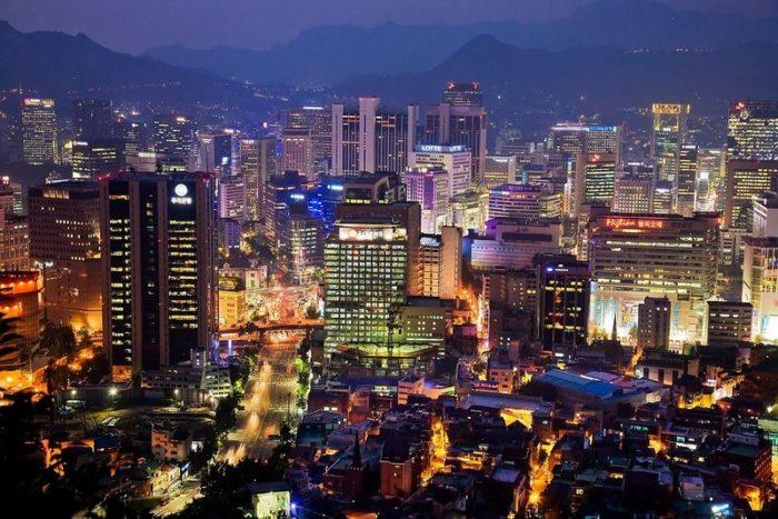 Столица Республики Корея — Сеул