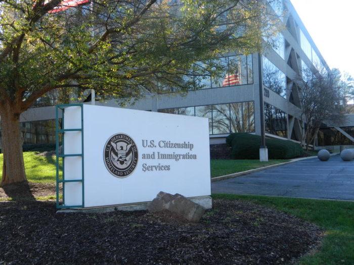 Главный офис службы гражданства и иммиграции США