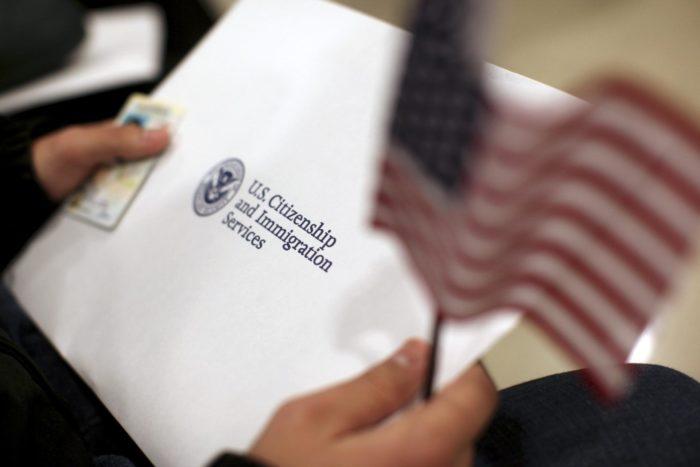 Письмо-подтверждение из Службы гражданства и иммиграции США