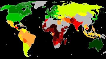 Рейтинг стран по уровню жизни в 2018 году