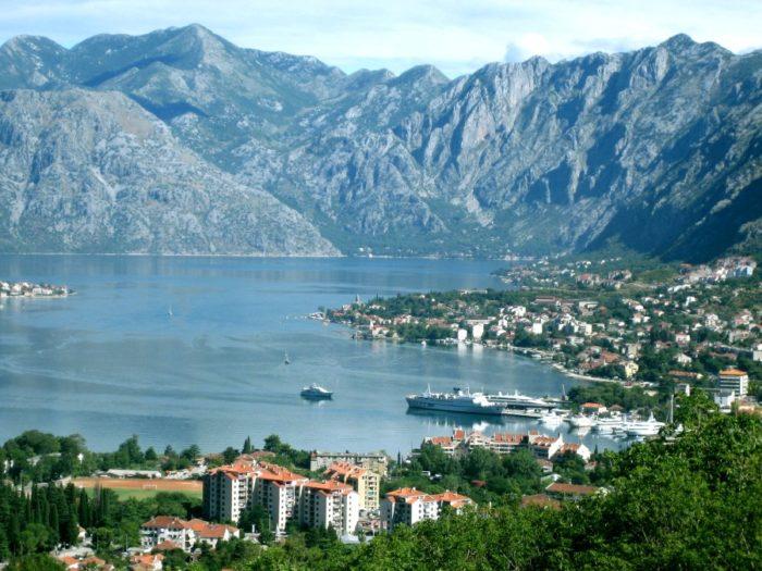 Черногорский пейзаж