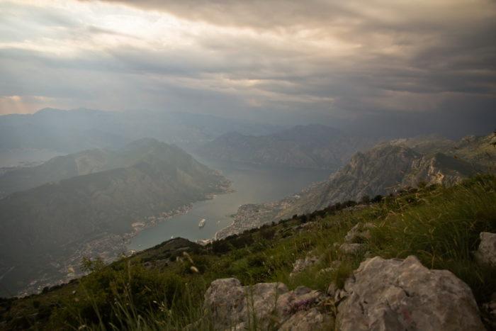 Зима в Черногории