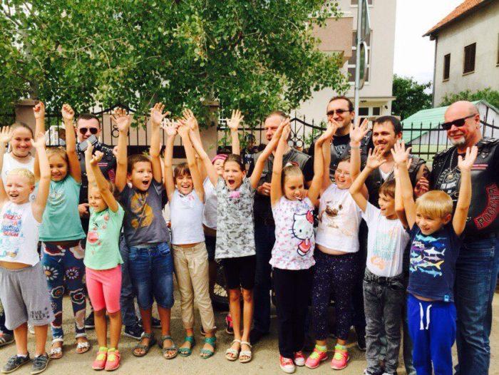 Черногорские дети