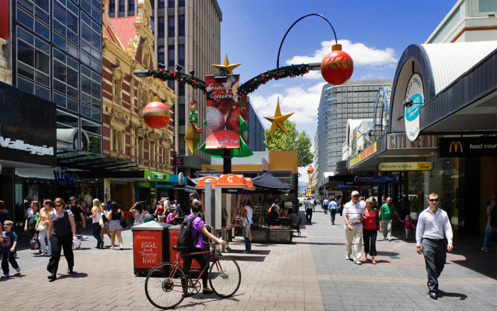 улицы Аделаиды