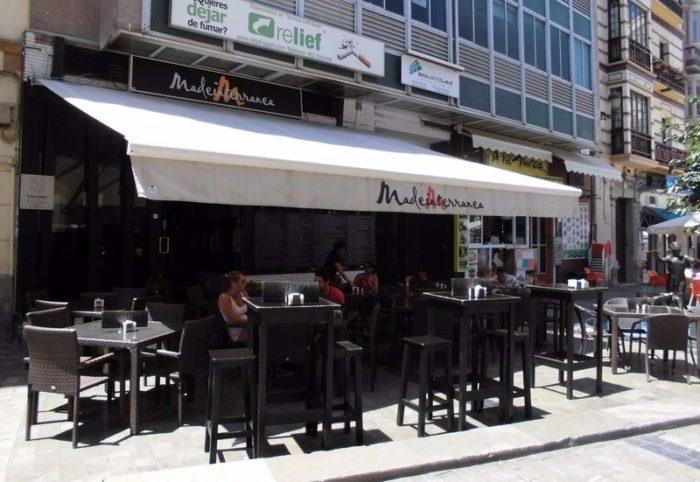 ресторан в Малаге
