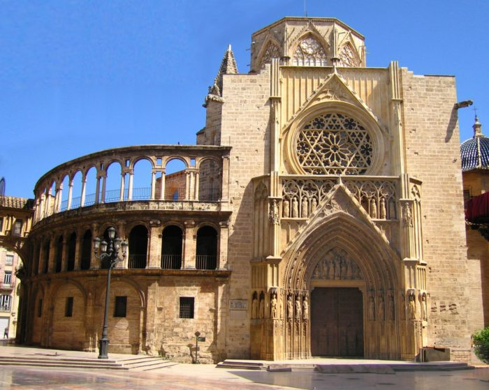 Кафедральный собор в Валенсии