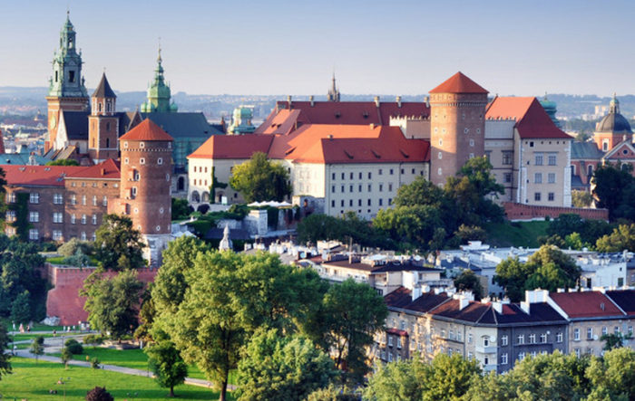 Европейская страна — Польша