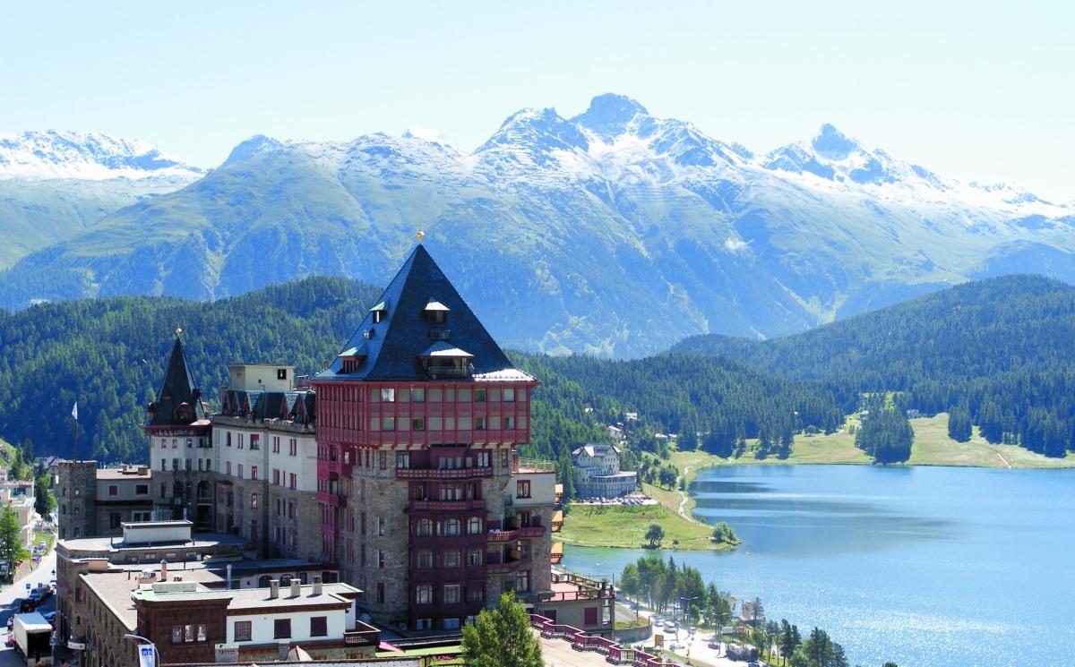 Жизнь в швейцарии цены вилла в черногории на берегу моря