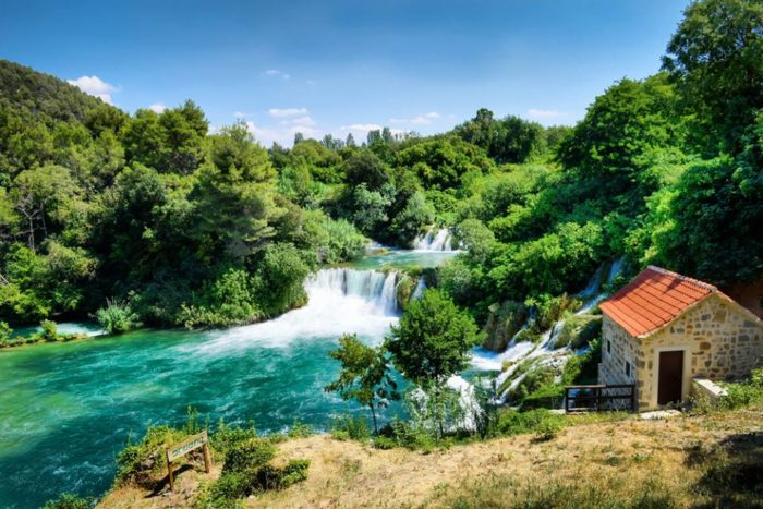 Хорватская природа
