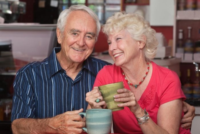 Норвежские пенсионеры