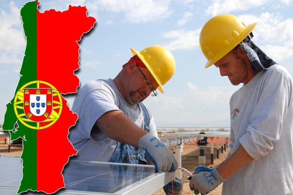 Иностранные рабочие в Португалии