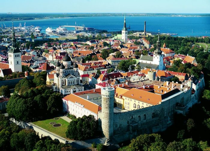 Столица Эстонии — Таллин