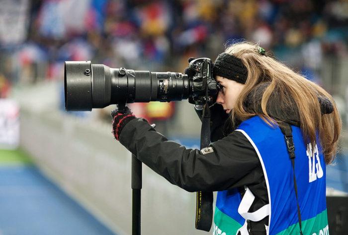 Работа корреспондента в Словении
