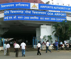 Международный аэропорт Гоа