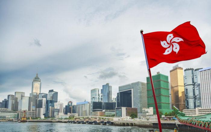 Гонконг, бухта Виктория