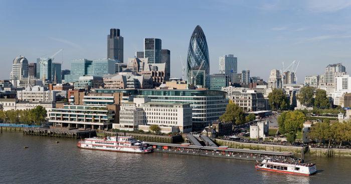 Район Сити, Лондон
