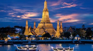 Виза в Таиланд: документы, сроки оформления и правила въезда