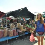 Овощной базар в Херсоне