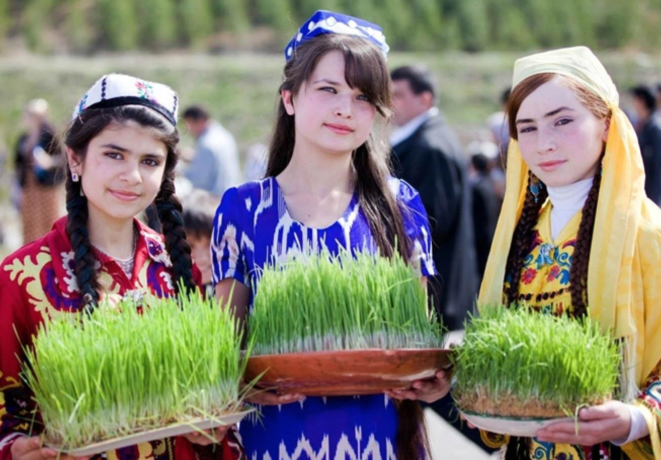 Девушки русские в таджикистане