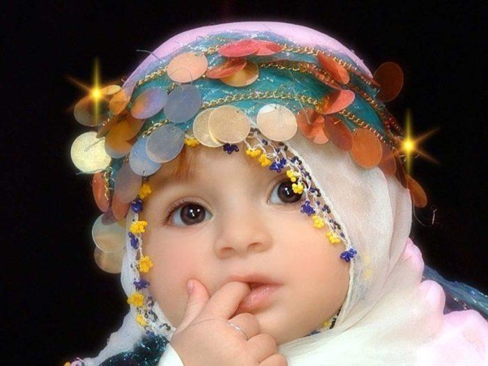Мусульманский ребёнок
