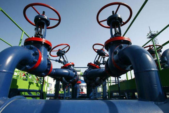 Газопоровод в Узбекистане